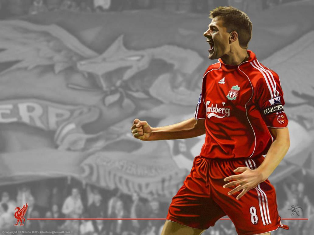 Steven Gerrard by kitster29