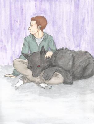 Oh god I can't draw wolves lol by kiwi-bat