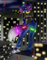 a 'big' Rave downtown - update by Metal-2
