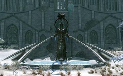 The Chantry of Auri-El by Wamillian