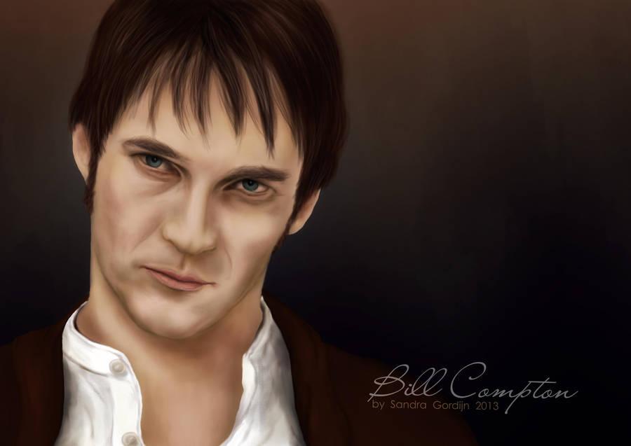 Bill Compton from True Blood by sendee