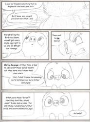 [p.6] Angry Wars Issue 1: Double (piglet) Trouble by KatTheFalcon