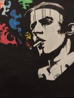 David Bowie by Dozeraia