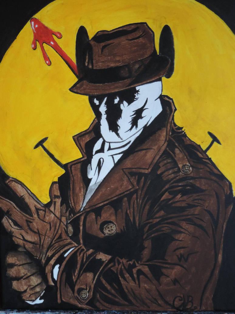 Rorschach by Dozeraia