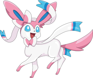 700 - Sylveon by luigicuau10