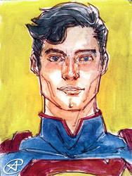 Superman by photon-nmo