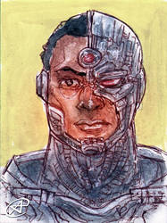 Cyborg by photon-nmo