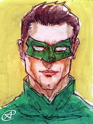 Green Lantern by photon-nmo