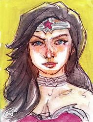 Wonder Woman by photon-nmo