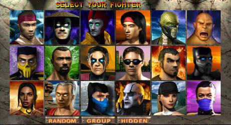 Mortal Kombat 4 by ChamKham