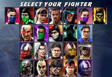 Ultimate Mortal Kombat 3 Alternate by ChamKham
