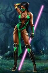 Jade Render by ChamKham
