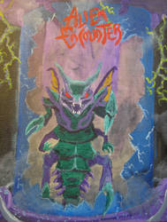 Alien Encounter by sorasnobody