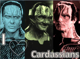I luv Cardassians-poster by Meteorprime