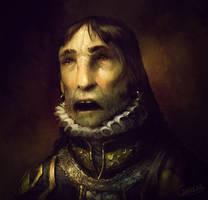 Lord Cumbancha by artbycarlos