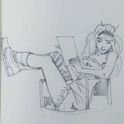 Emilie Autumn by artbycarlos