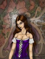 Katrina - The Dark Master by Donaruie