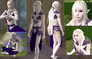 Sims 2 Donaruie - Slave Outfit by Donaruie