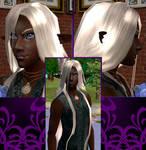Sims 2 Sims_ Drizzt by Donaruie