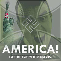 Against the National Socialism by FightForDemocracy