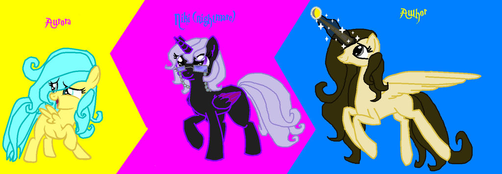 new Oc design!!! LOL by aurora003