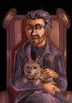 Discworld: The Emperor by TrollkaRuby