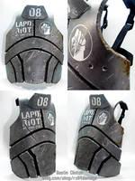 NCR Veteran Ranger Body Armor Version 2 by swanboy