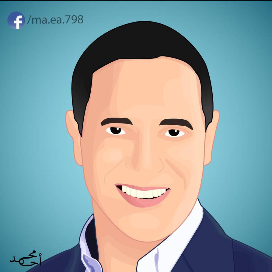 Ashraf Abdel Baki By Heromrmr