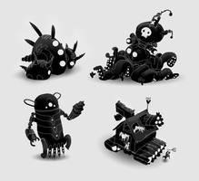Tank Bots 2 by DannyMcGillick