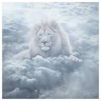 Lion's God by FuzzyBuzzy