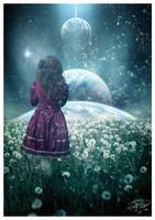 Dandelion by FuzzyBuzzy