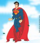 Superman by Kaio-Silva