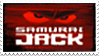 Samurai Jack Stamp by MysteriousB