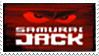 Samurai Jack Stamp by MysteriousB