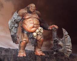 Grogmmar Brute Orc by Karonto