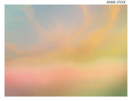 dreamy clouds by Adaae-stock
