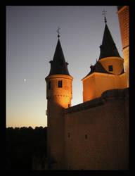 castle 5 by Adaae-stock