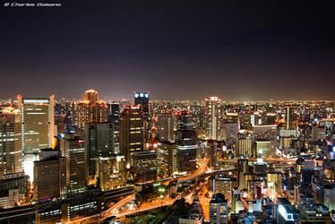 Umeda City by Gaisano