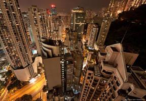Hong Kong Sky by Gaisano