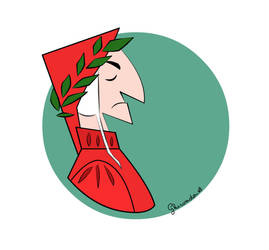 Dante by ghironda