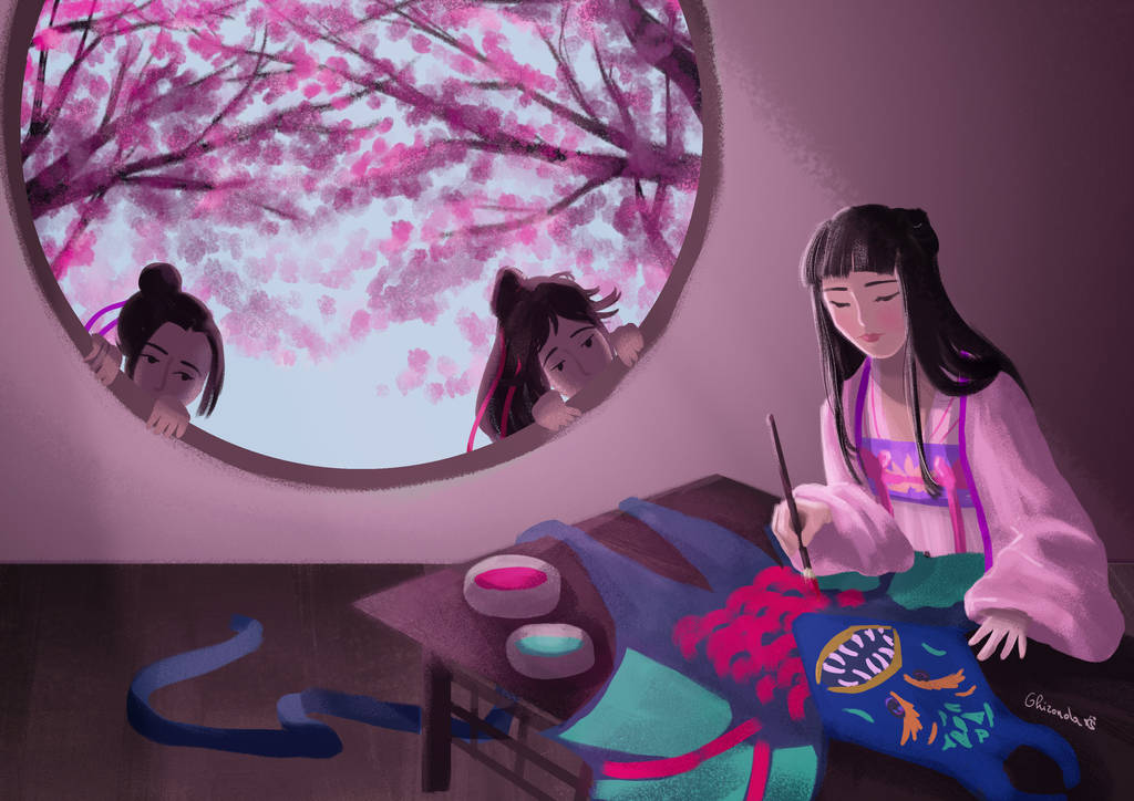 Disegni Ghironda The_jiang_siblings_by_ghironda_dcze4tk-fullview