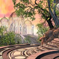 Elven City by Trish2