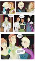 My Frozen AU - part 1 of 3 by lisuli79