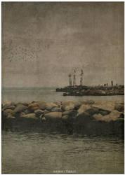 Shores by Pandemoneus