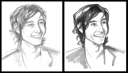 Nick Valensi by This-Becca
