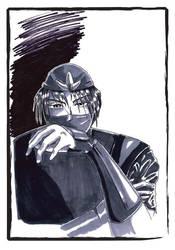 Portrait of Boy Ninja by This-Becca