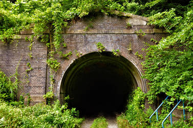 Old Suetsugi Tunnel by Furuhashi335