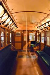 Inside Tokyo Underground Railway 1001 by Furuhashi335
