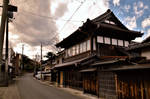 At a street in Naraha town, Fukushima by Furuhashi335