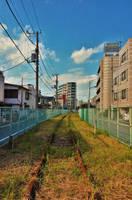 Abandoned railway by Furuhashi335